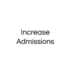 Increase-Admissions